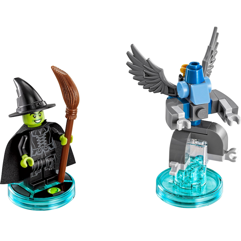 71221 Wicked Witch Fun Pack