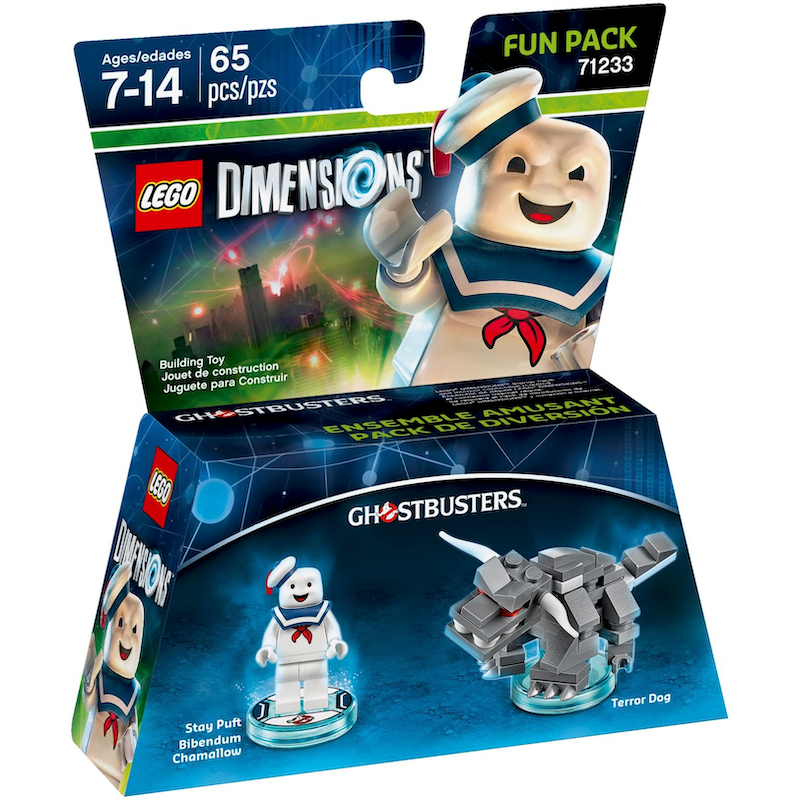 71233 Stay Puft Fun Pack