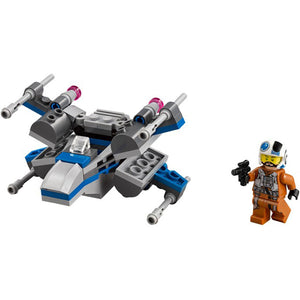 75125 Resistance X-wing Fighter Microfighter
