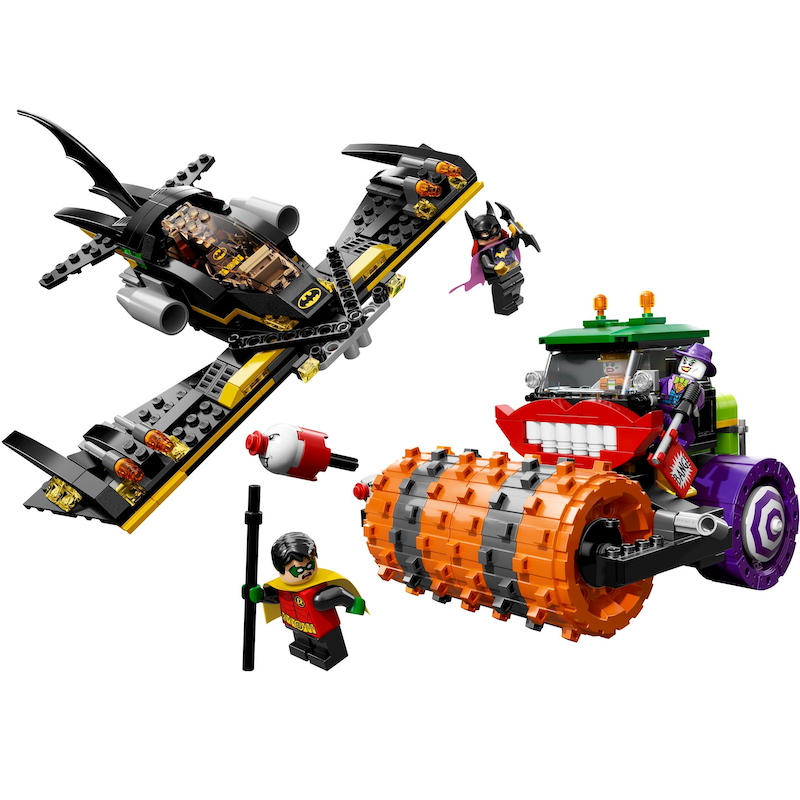 76013 Batman: The Joker Steam Roller