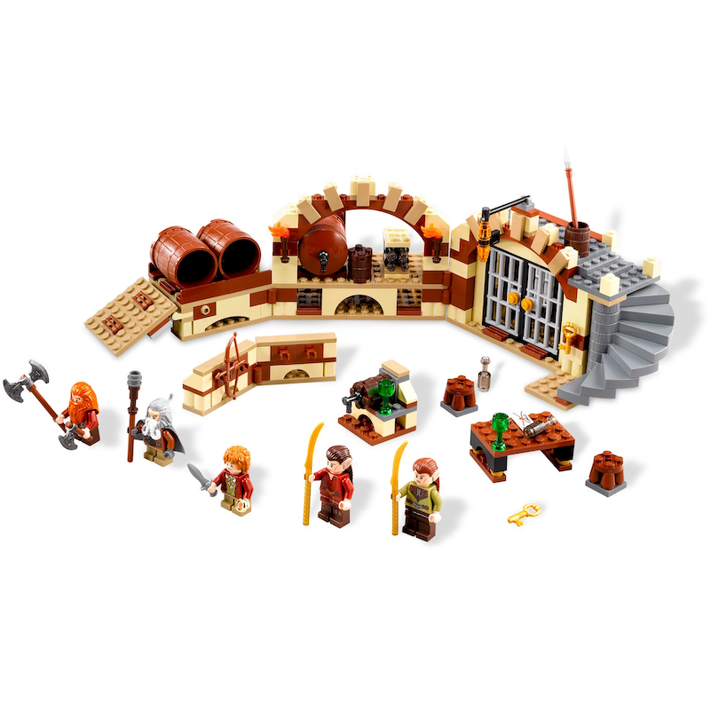 79004 Barrel Escape (Certified Set)