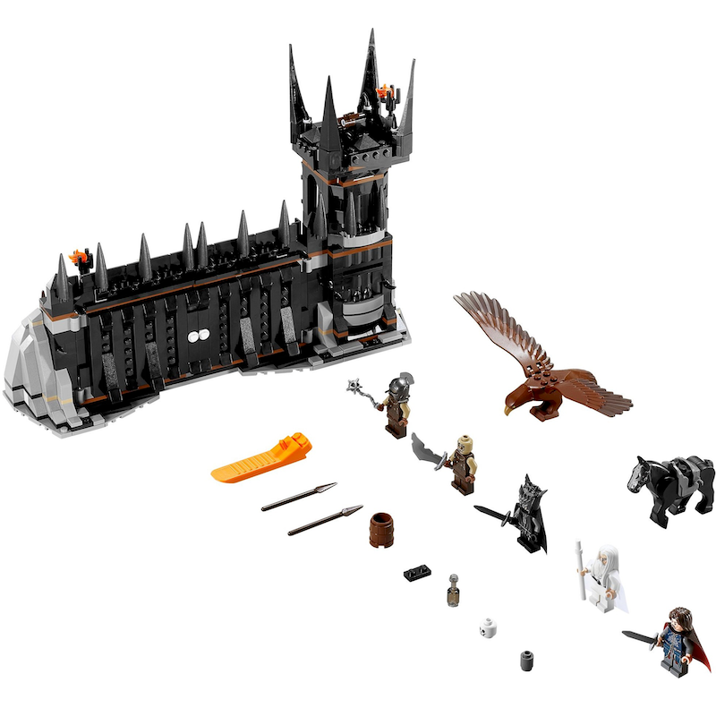 79007 Battle at the Black Gate (Certified Set)