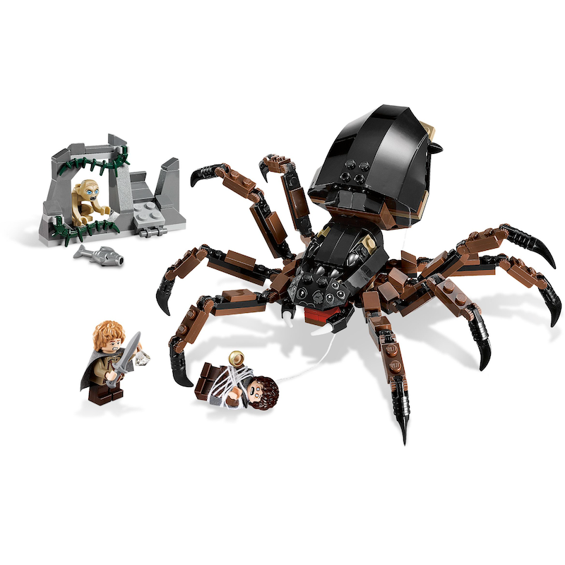9470 Shelob Attacks (Certified Set)