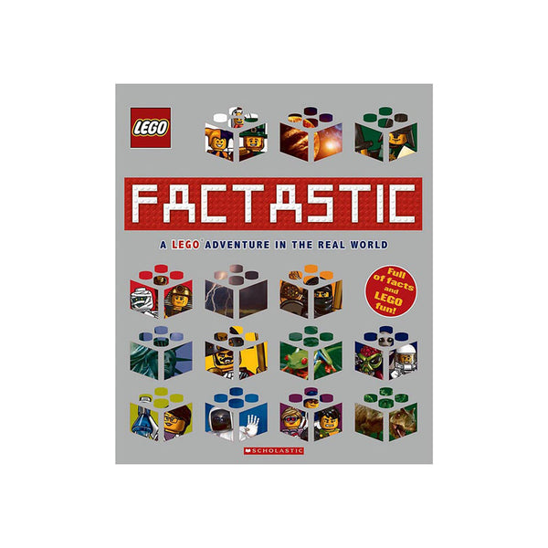 Factastic: A LEGO Adventure in the Real World