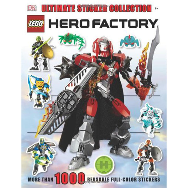 LEGO Hero Factory - Ultimate Sticker Collection