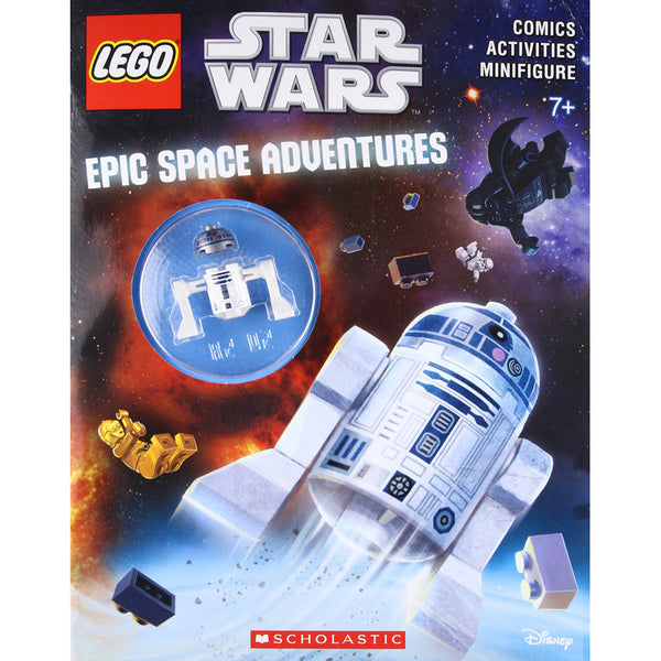 LEGO Star Wars: Epic Space Adventures - Activity Book