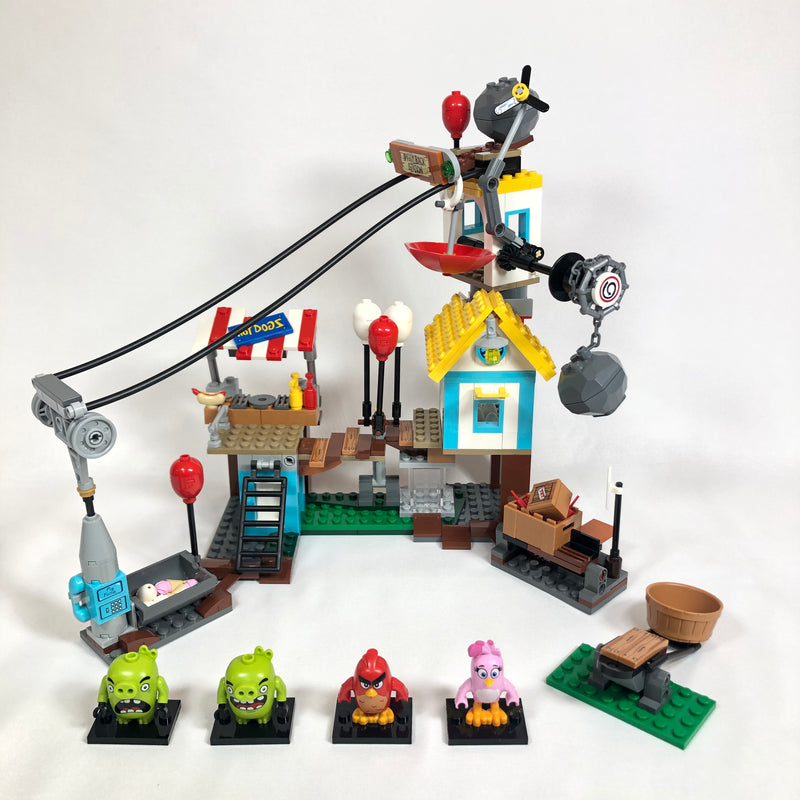 75824 Pig City Teardown