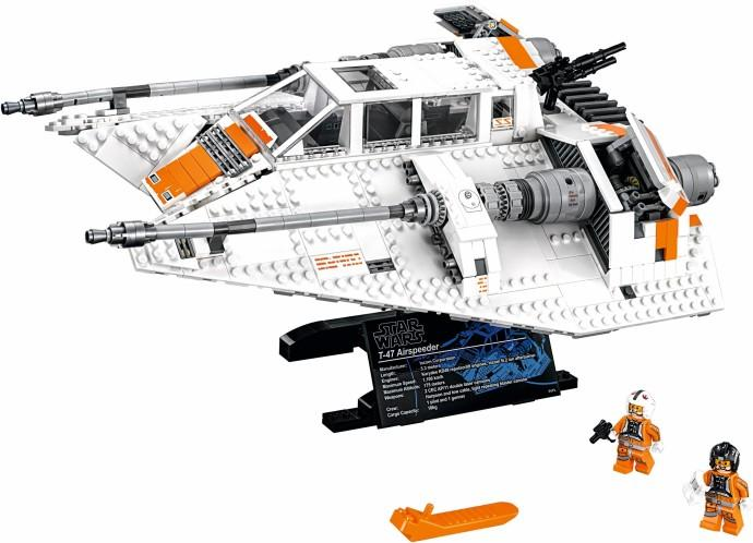 75144 Snowspeeder (Certified Set)