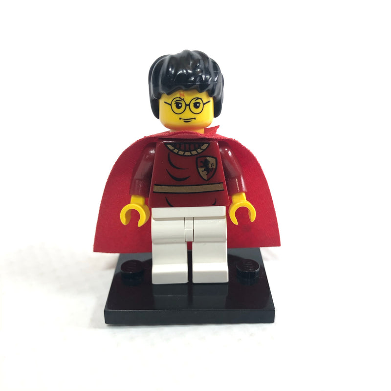 HP019 Harry Potter, Dark Red Quidditch Uniform