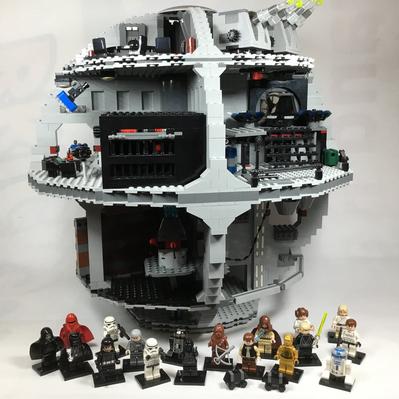 10188 Death Star (Hobby Set)