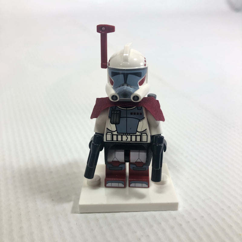 SW0377 ARC Trooper with Backpack - Elite Clone Trooper