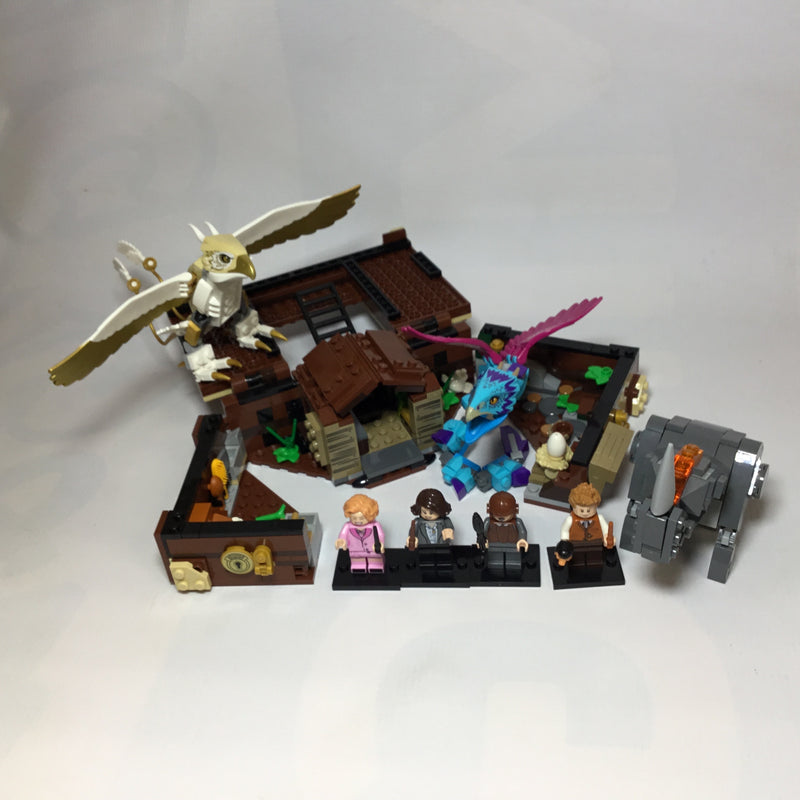 75952 Newt's Case of Magical Creatures