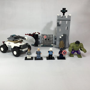 76041-1: The Hydra Fortress Smash