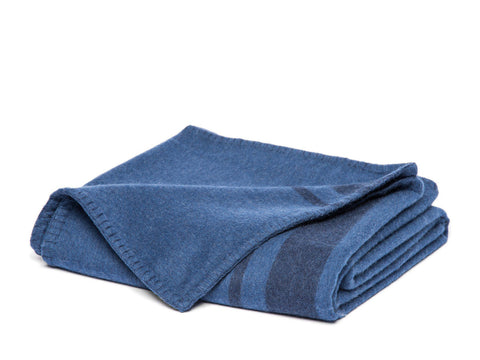 Blanket-Weight Cashmere Throw