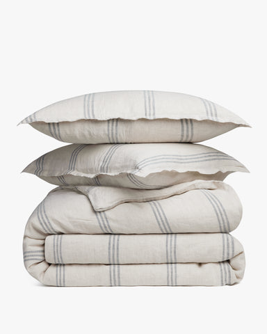Canyon Stripe Duvet Cover Set