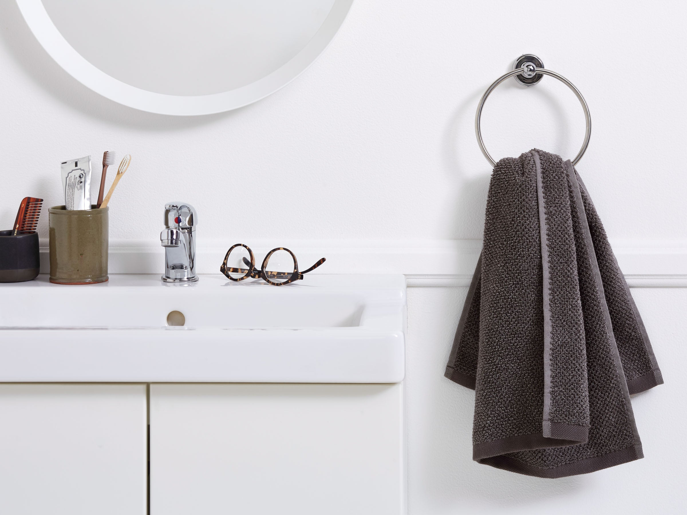 Heathered Starter Bathroom Bundle
