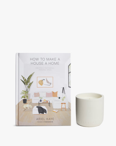 Presale: How to Make a House a Home + Candle Set