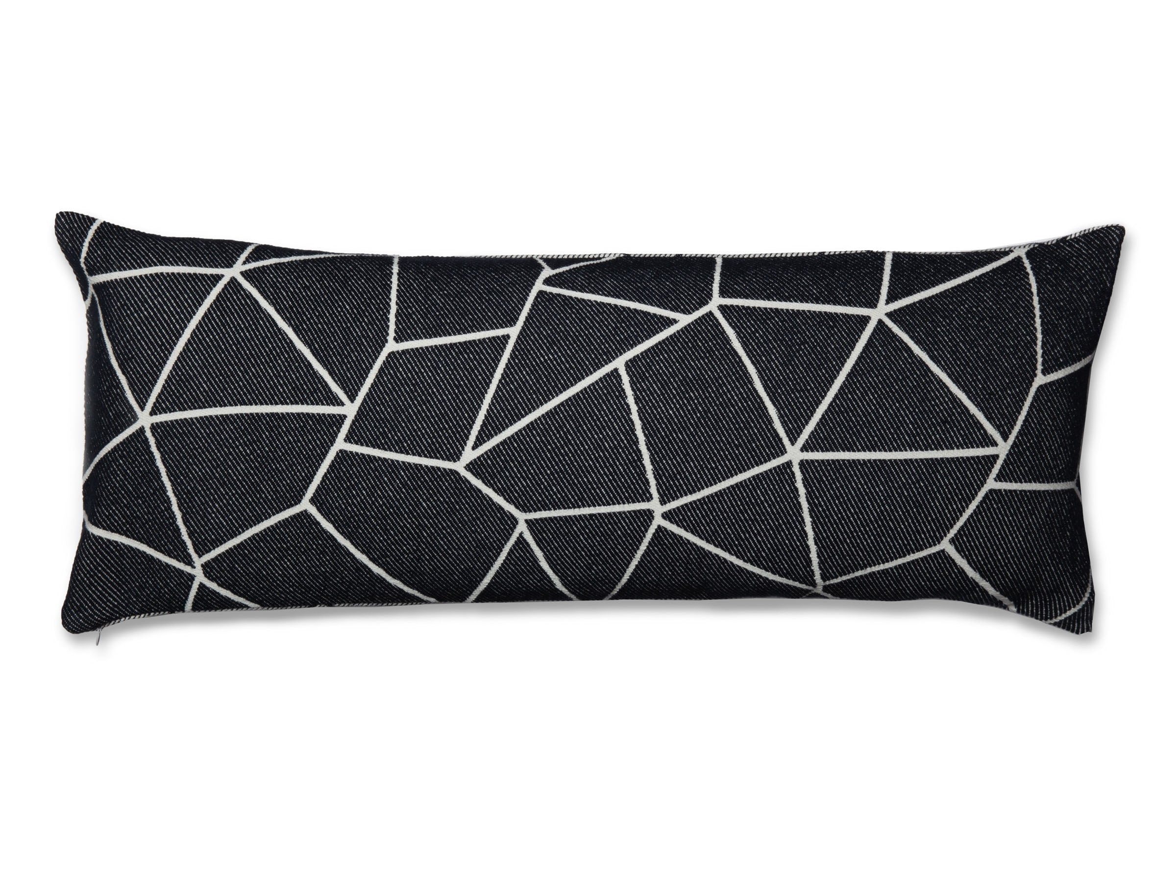 Jacquard Patterned Pillow
