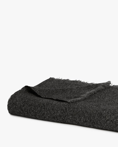 Marled Cashmere Throw