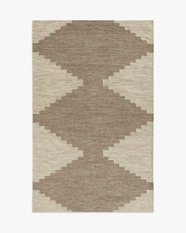 Medallion Wool Kilim