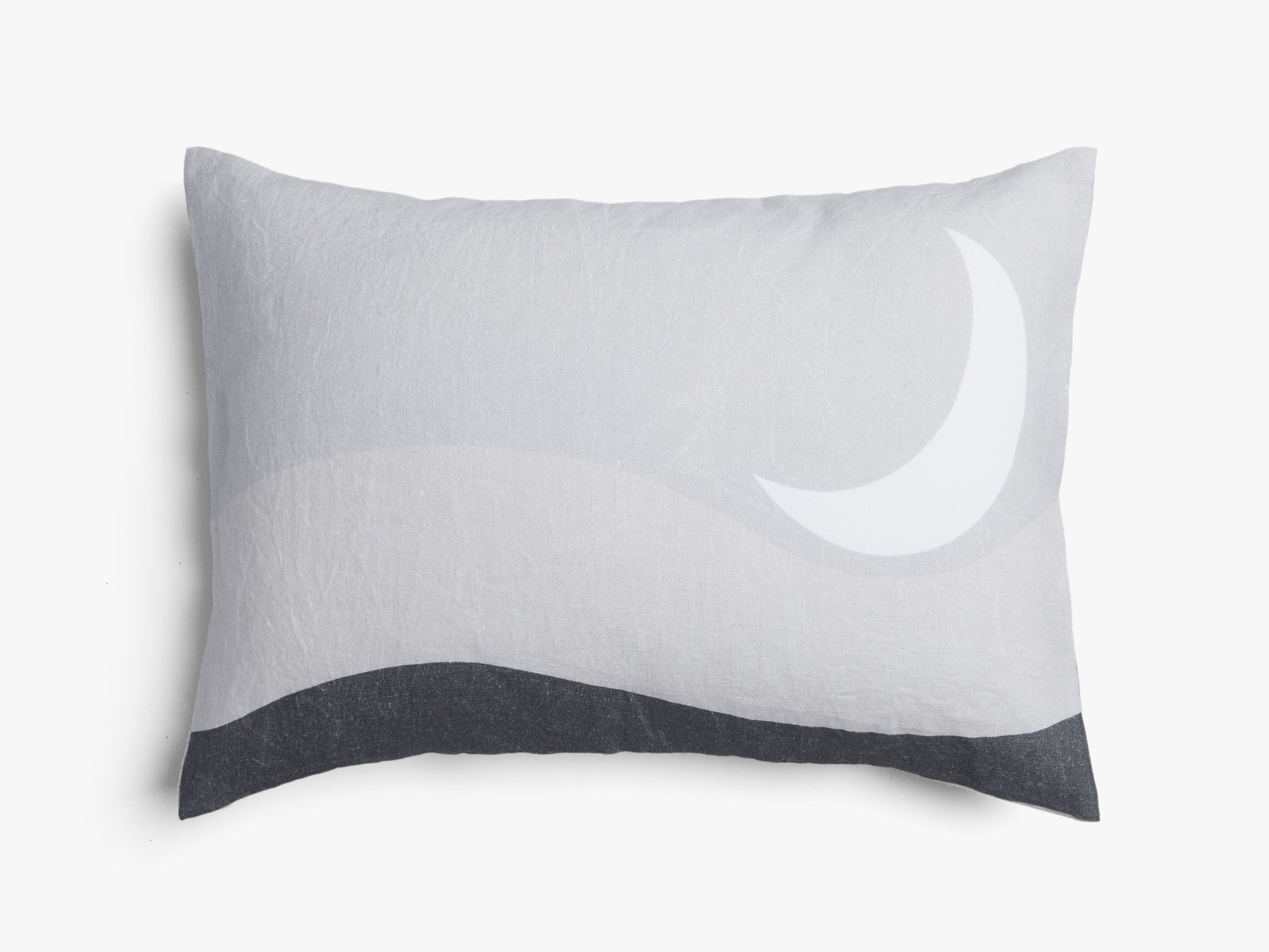 Toddler Moon Pillow Cover Product Image