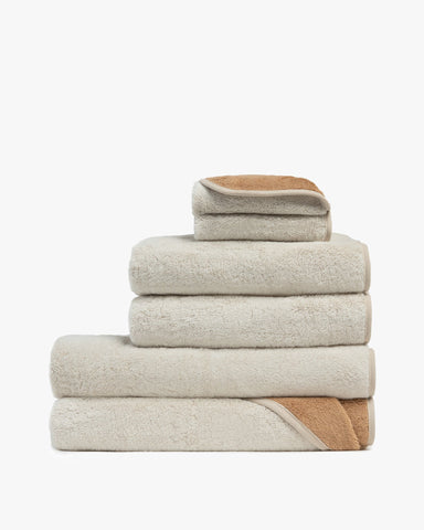 Two Tone Towels