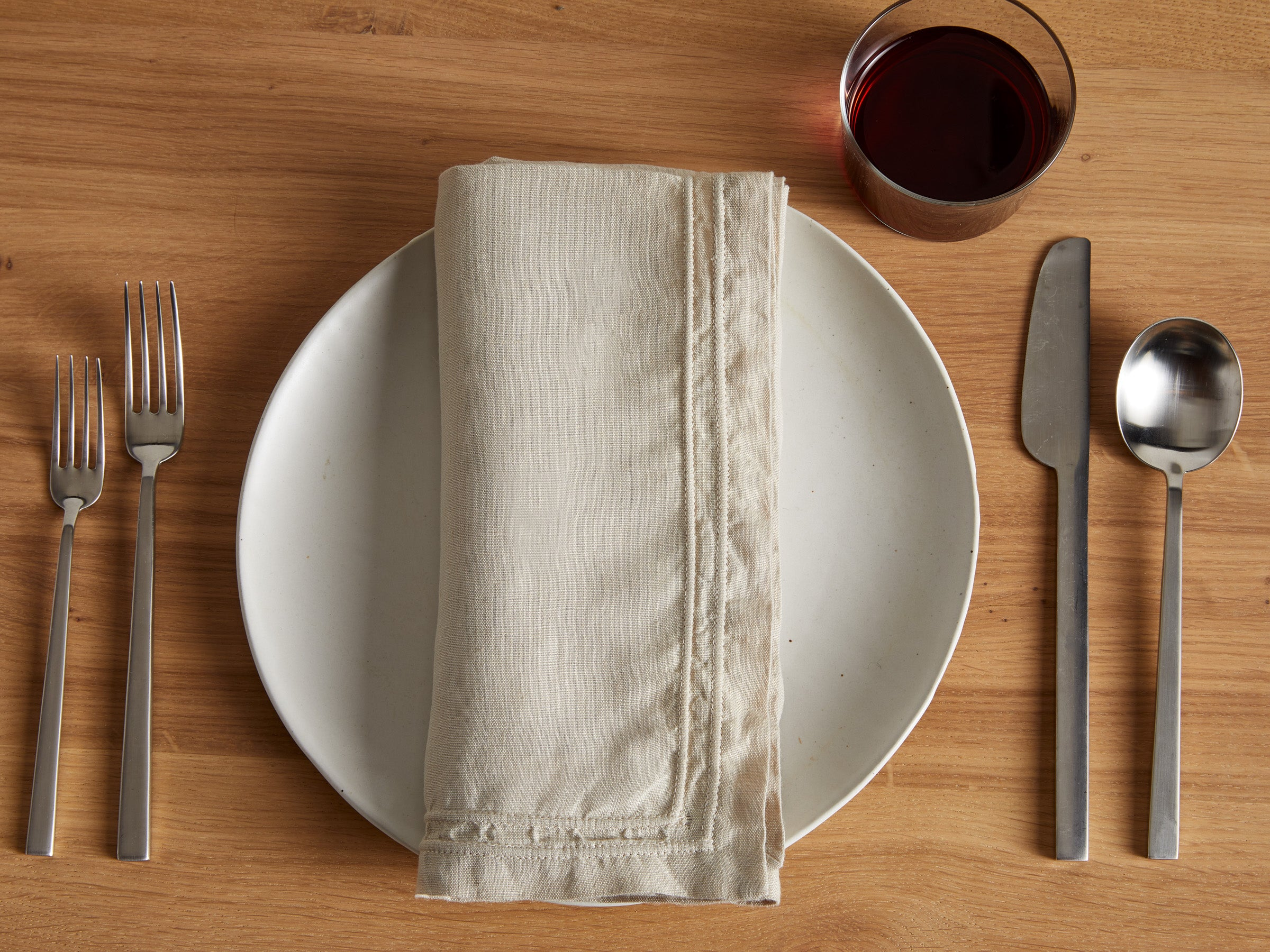Washed Linen Napkins