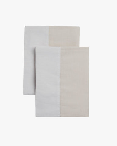 Washed Sateen Pillowcase Set