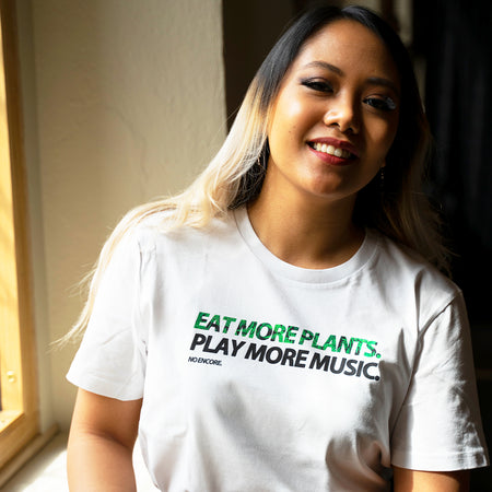 Eat More Plants - Graphic Tee