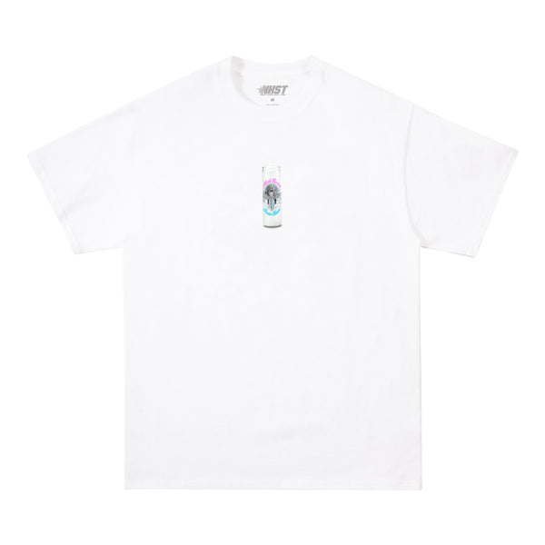 Candle Tee White