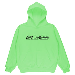 Shadow Hoodie Electric Green