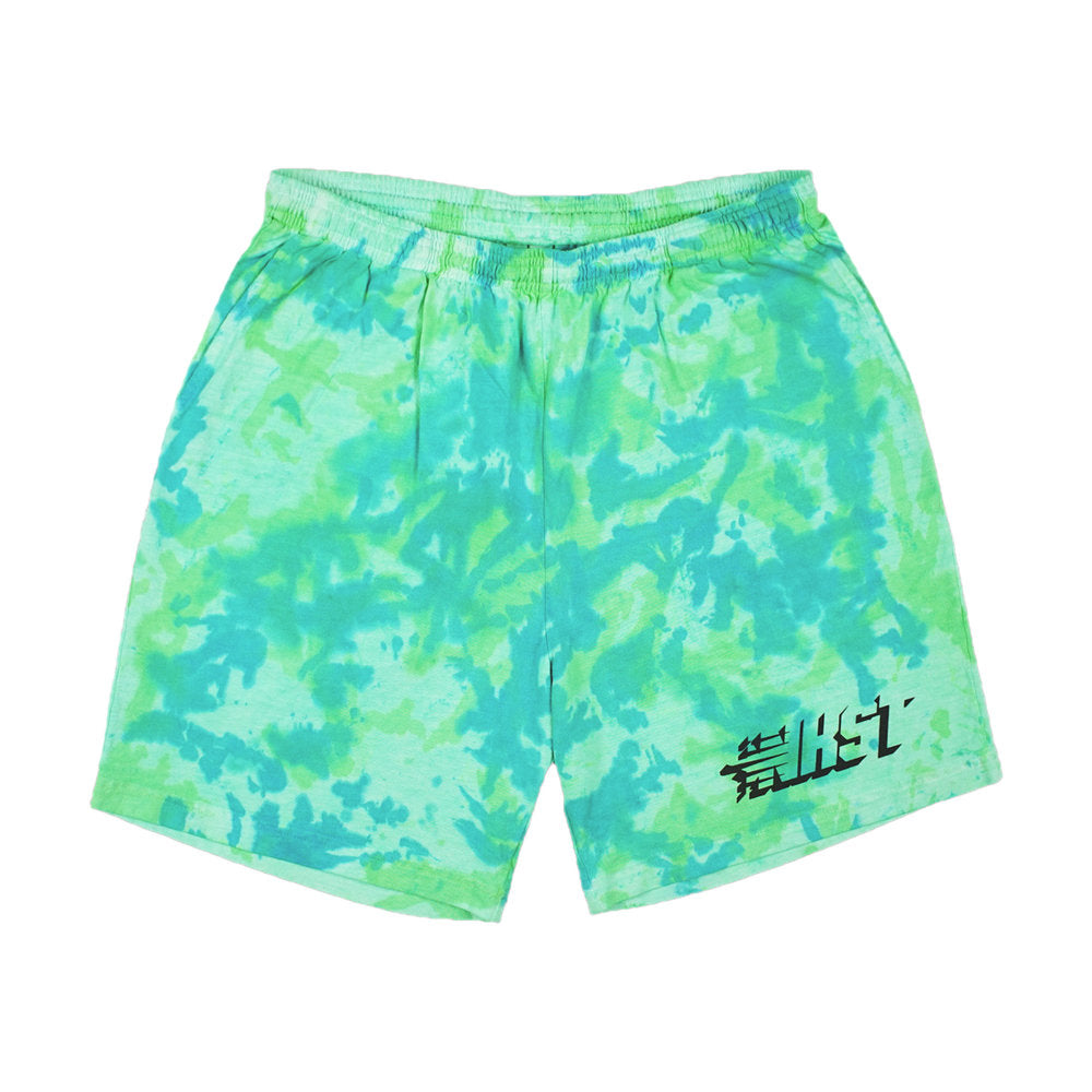 Shadow Sweat Shorts Electric Dye