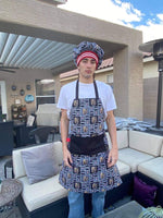 VGK Grilling Apron (hat sold separately)