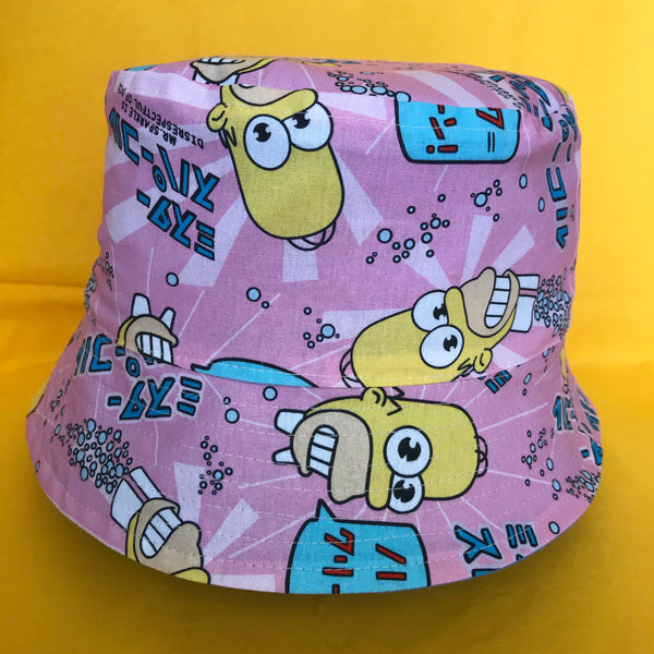 Mr Sparkle Bucket Hat