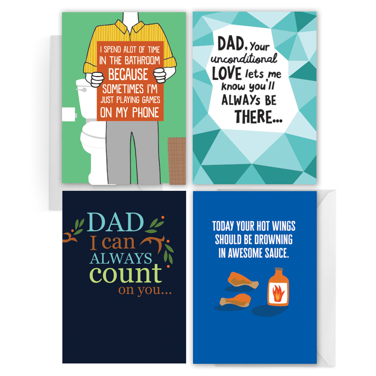 Vicky Barone Father's Day Greeting Cards