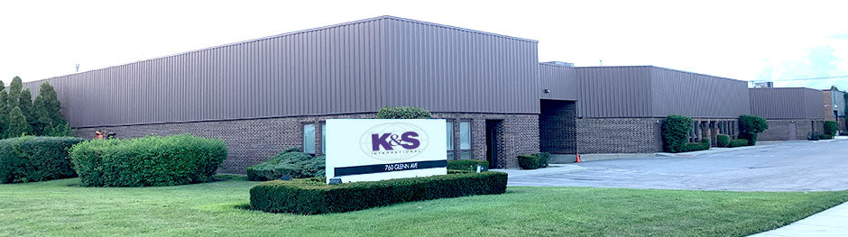 K&S International Building