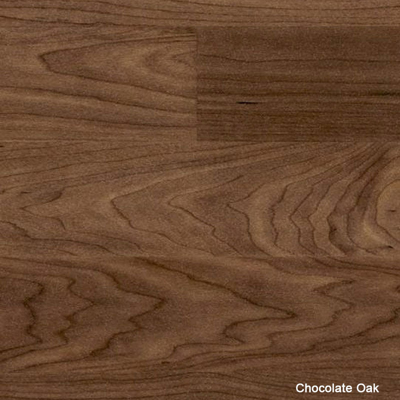 Premium Cushioned Vinyl Flooring, Chocolate Oak