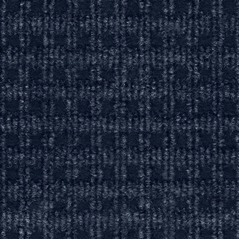 Indoor Outdoor Rollable Carpet Deep Ocean Blue Impressions