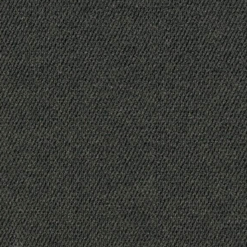 Indoor Outdoor Rollable carpet Charcoal Weave