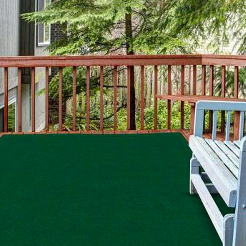 Outdoor Rollable Carpet Patio Sunroom