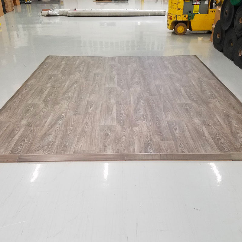 MDF With Rollable Flooring
