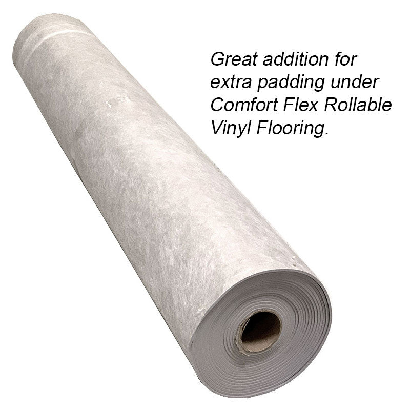 Rollable Vinyl Flooring Padding