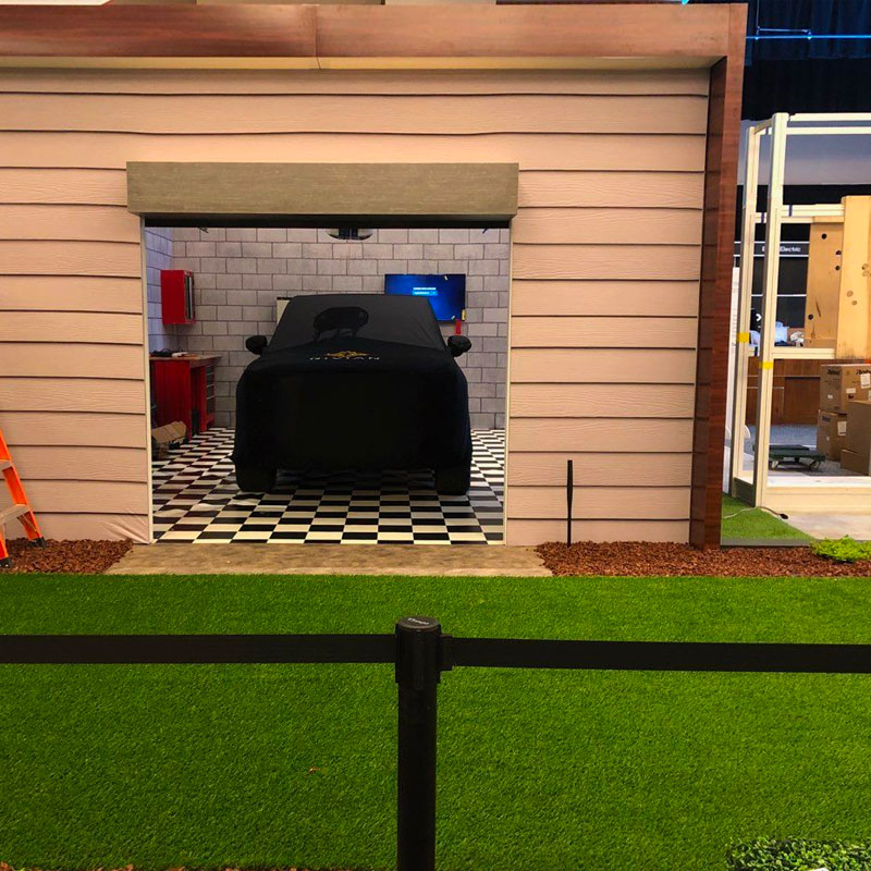 Comfort Turf Rollable Synthetic Landscape Grass