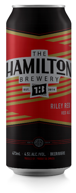 Riley Red - Ale 473mL