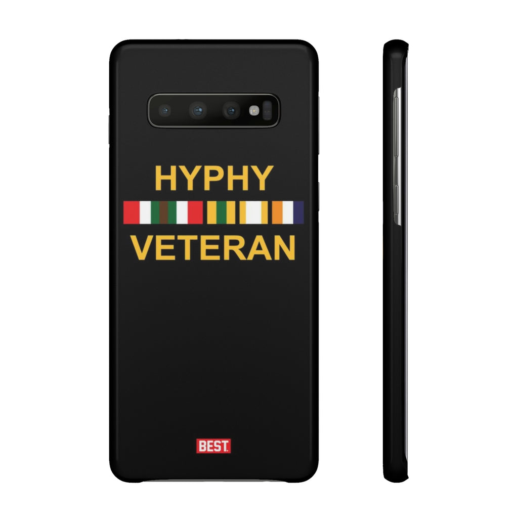 Hyphy Veteran Black Galaxy Case