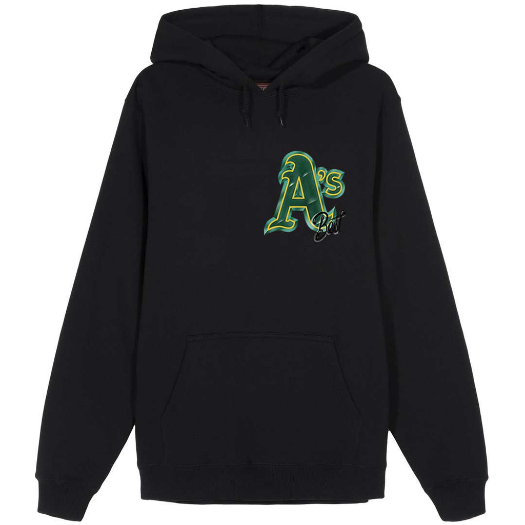 Oakland A's Hoodie Black