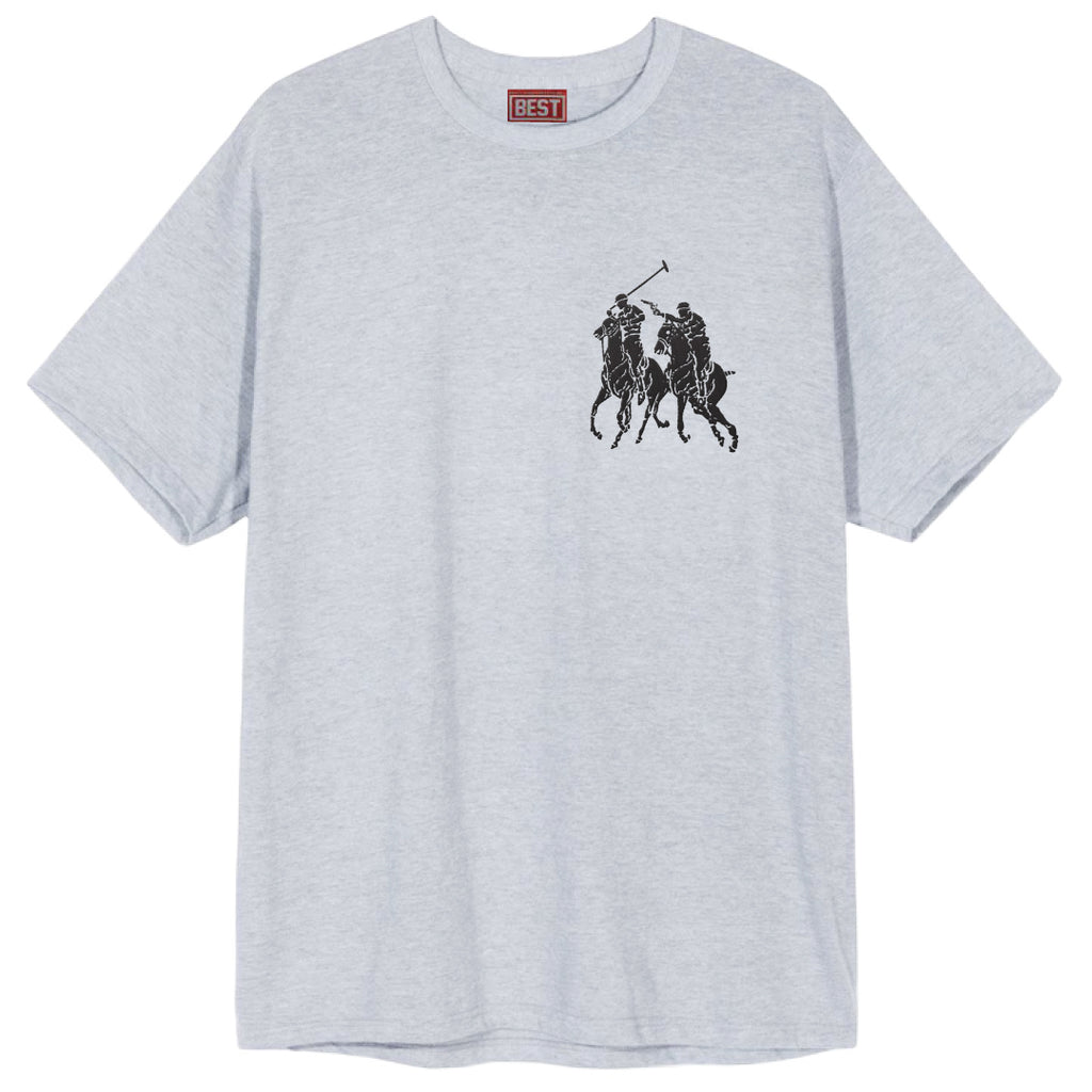 Breezy Assassin Gray Tee