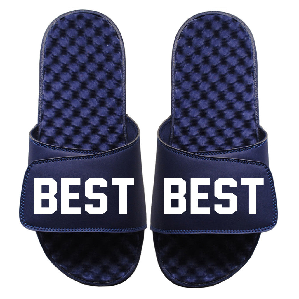 Alpha Best Navy Sliders