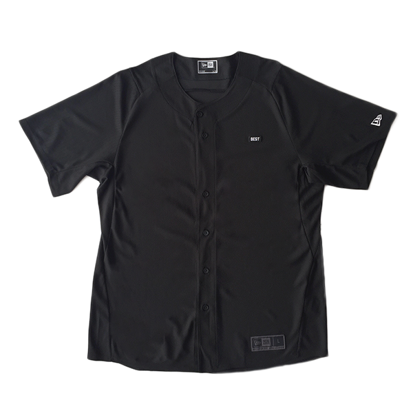 Best Black Buttondown Jersey