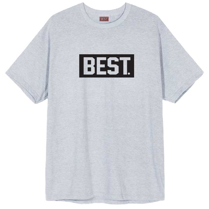 Breezy BEST Box Gray Tee